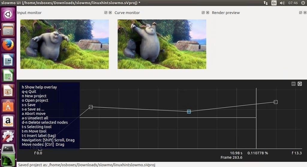 SlowMoVideo Slow Motion Video Marker