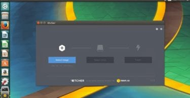 How to install Etcher Image Writer