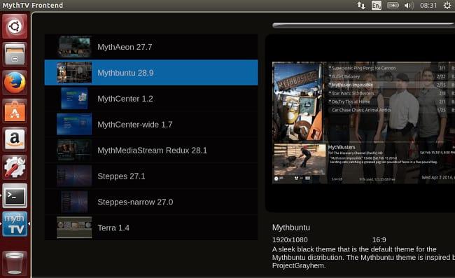 MythTV DVR
