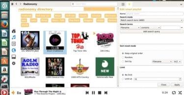 Yarock Desktop Music Player