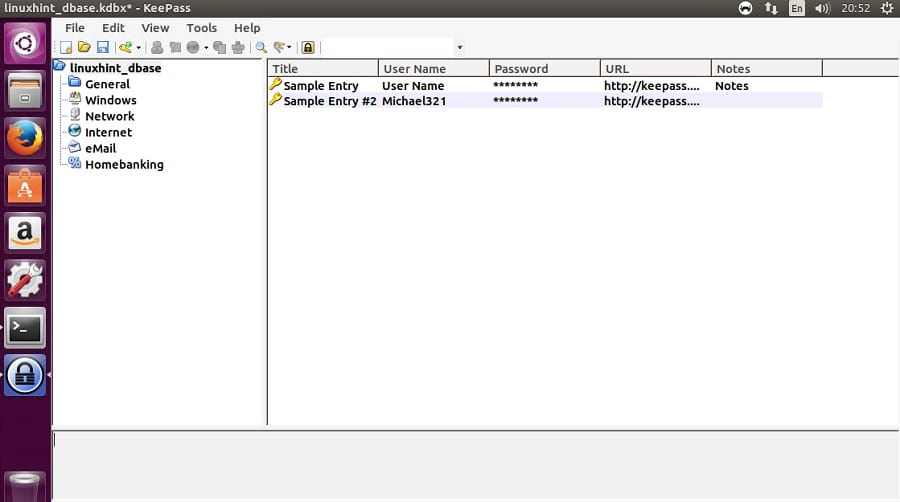install KeePass