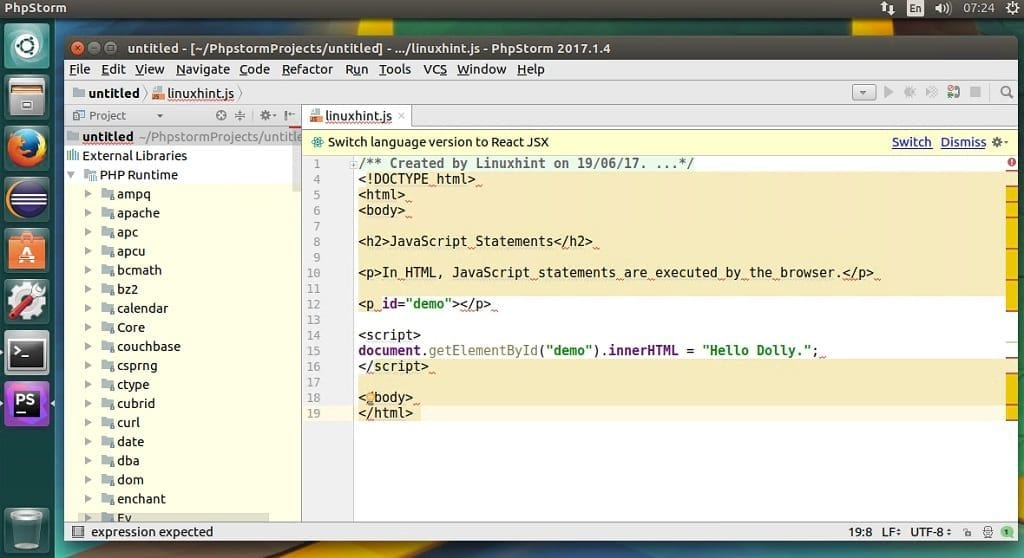 install phpstorm