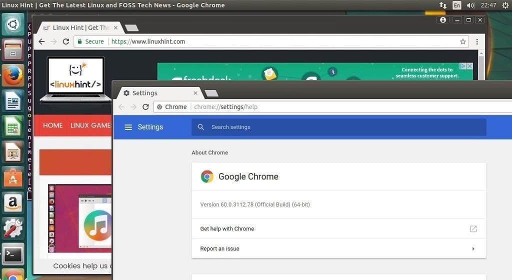 install Google Chrome Browser