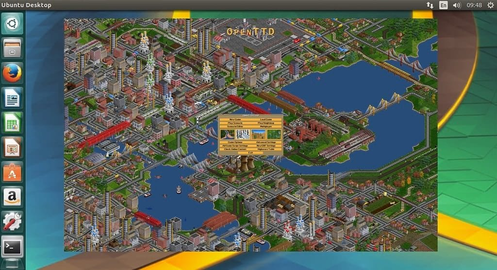 install openttd