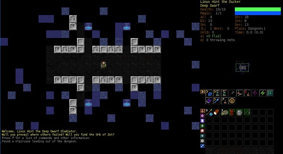 Dungeon Crawl Stone Soup – A Roguelike Adventure Game Update