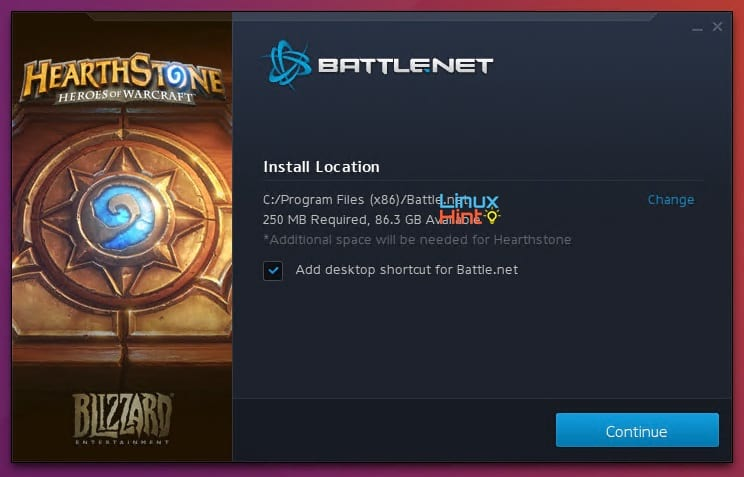 Install Hearthstone Heroes of Warcraft – by Blizzard