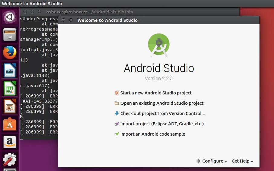 install android studio on linux mint and ubuntu linux hint