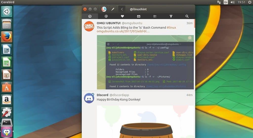install Corebird Twitter Client