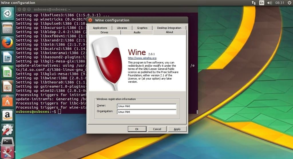 How to install Wine 2 10 on Ubuntu OS and Linux Mint – Linux
