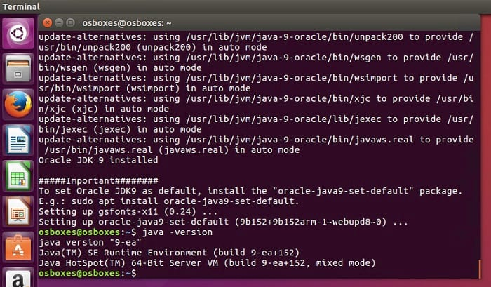 Install Latest Oracle Java JDK/JRE 7/8/9 on Linux – Linux Hint