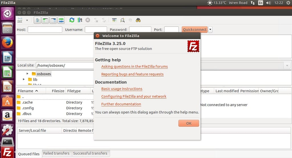 FileZilla FTP Client 3 25 0 released – Install Filezilla on