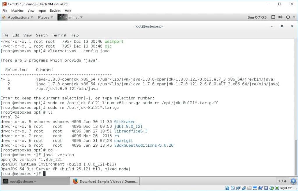 Java 8u121