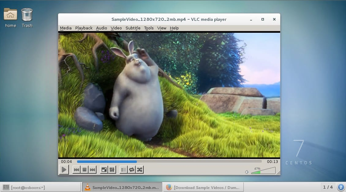 How to install VLC 2 2 6 Media Player VideoLAN on CentOS
