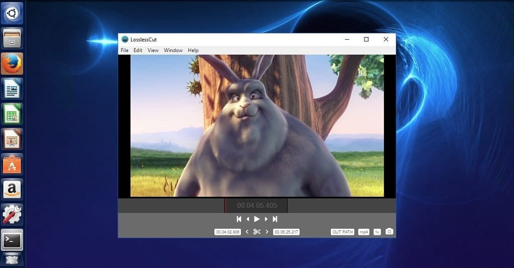 Cut & Trim Videos / Audio Files with LosslessCut 1 5 0