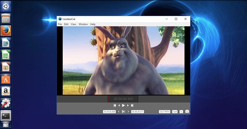 Cut & Trim Videos / Audio Files with LosslessCut 1 5 0 – Linux Hint