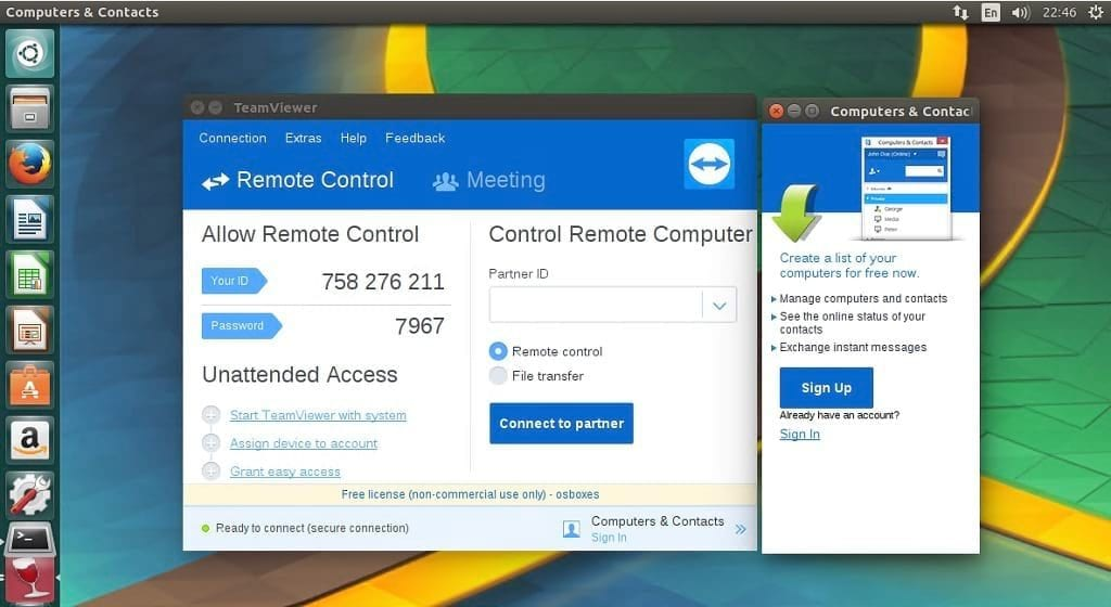 How to install TeamViewer 12 x on Ubuntu, Linux Mint – Linux Hint