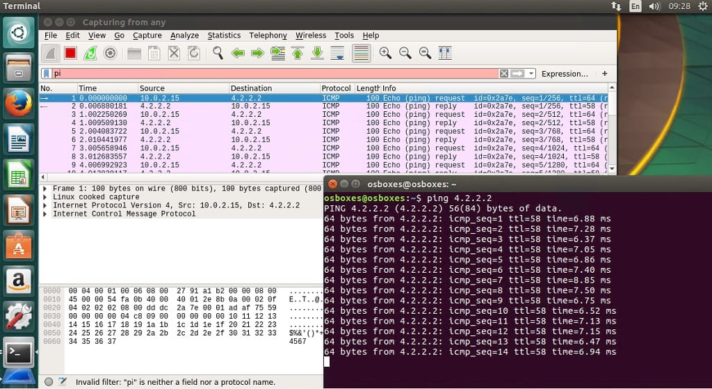 Install Wireshark 2 4 0 – Network Protocol Analyzer on Ubuntu