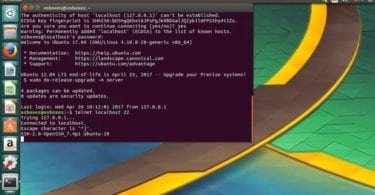 install and enable OpenSSH
