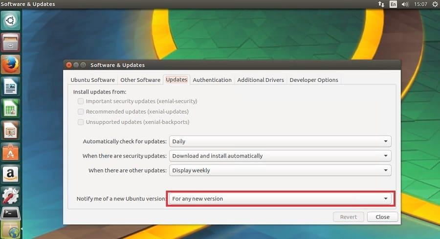 Upgrade To Ubuntu 17.04