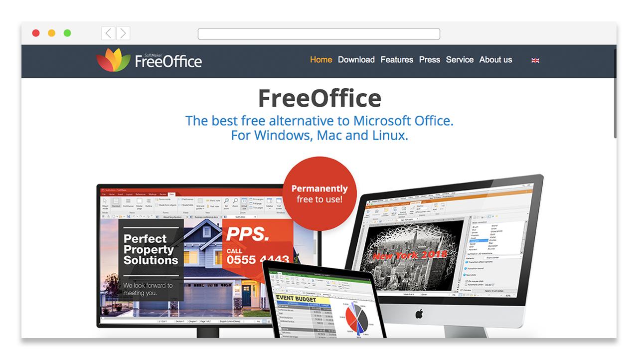 Microsoft Office Alternatives For Linux Platform List 2021 Linux Hint