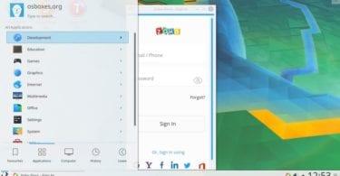 install KDE Plasma