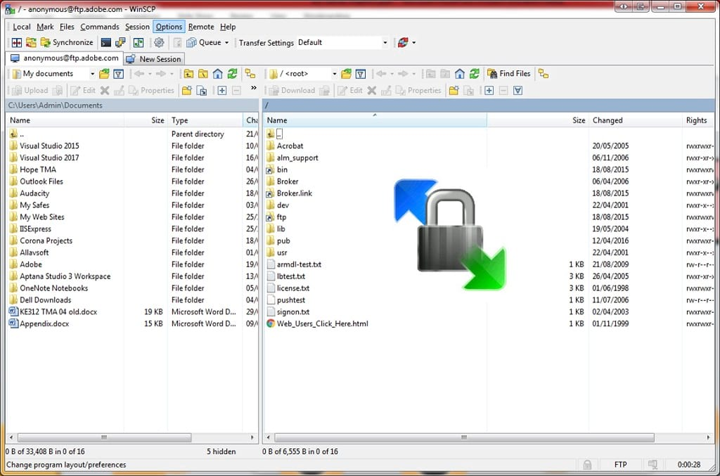 WinSCP 5 9 6 Hotfix released with Upgrade to Putty 0 69 – Linux Hint