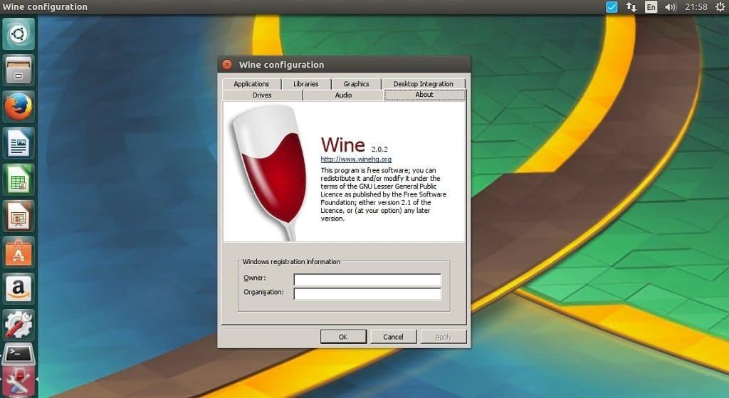 Install Wine 2.0.2