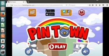 pin town