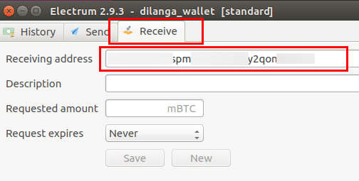 Setup your Bitcoin Wallet on Ubuntu with CGMiner