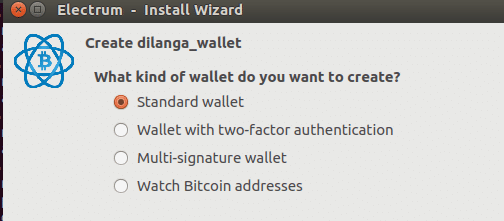 Setup Bitcoin Wallet Ubuntu Part 2