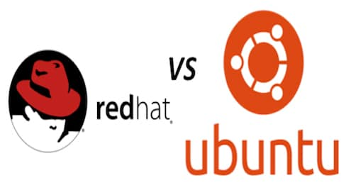Red hat vs ubuntu linux hint reheart Image collections