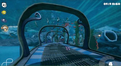 SuperTuxKart Underwater 2