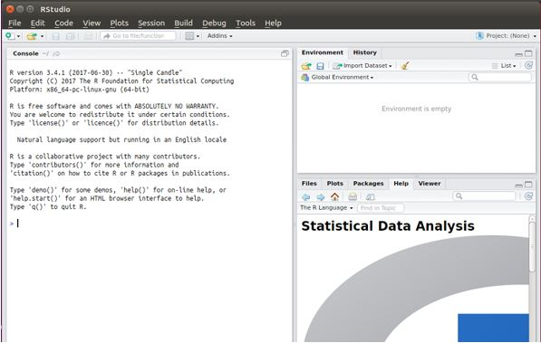 RStudio for Ubuntu – Linux Hint