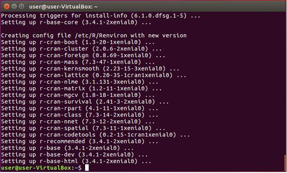RStudio for Ubuntu – Linux Hint