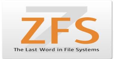 ZFS Filesystem Logo