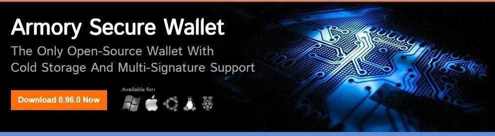 Armory Bitcoin Wallet 2