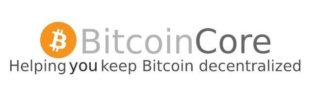 BitcoinCore Wallet 2
