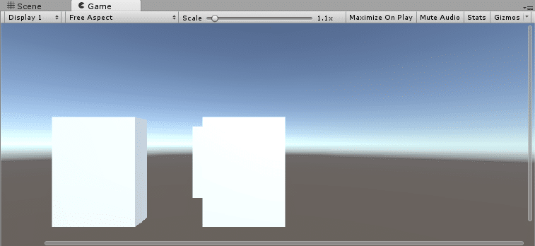 Unity3D Game Window
