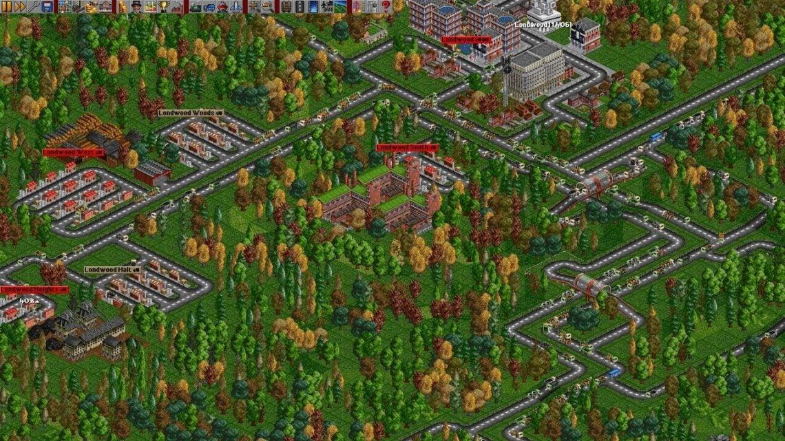 OpenTDD Screenshot