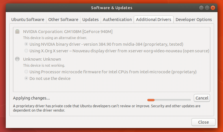 Install Nvidia Drivers on Ubuntu – Linux Hint