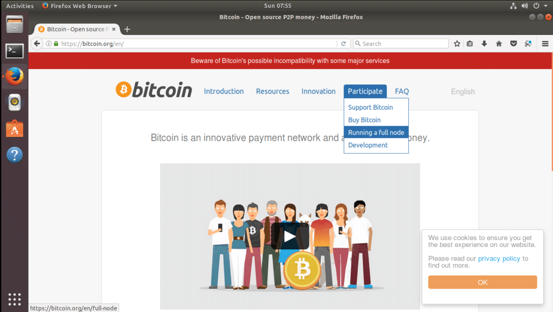How To Install Bitcoin Core on Ubuntu – Linux Hint