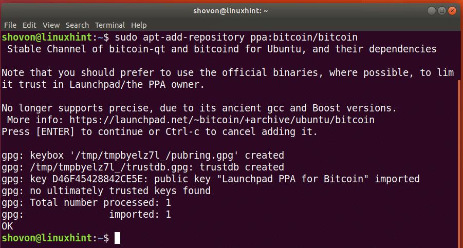 Hogyan állítható össze a Bitcoin-Qt .exe fájlként az Ubuntuban?