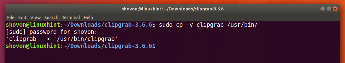 Install Clipgrab on Ubuntu – Linux Hint