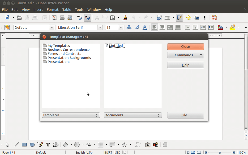 LibreOffice Writer Hacks