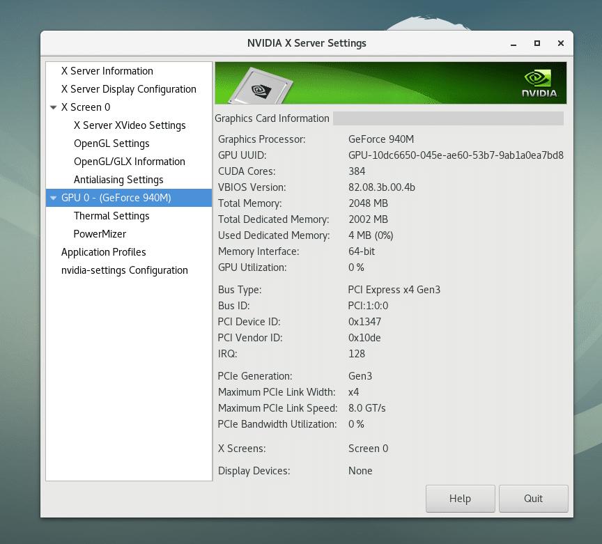 install nvidia driver debian 9 stretch