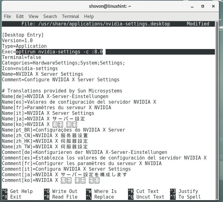 Install Nvidia Drivers on Debian – Linux Hint