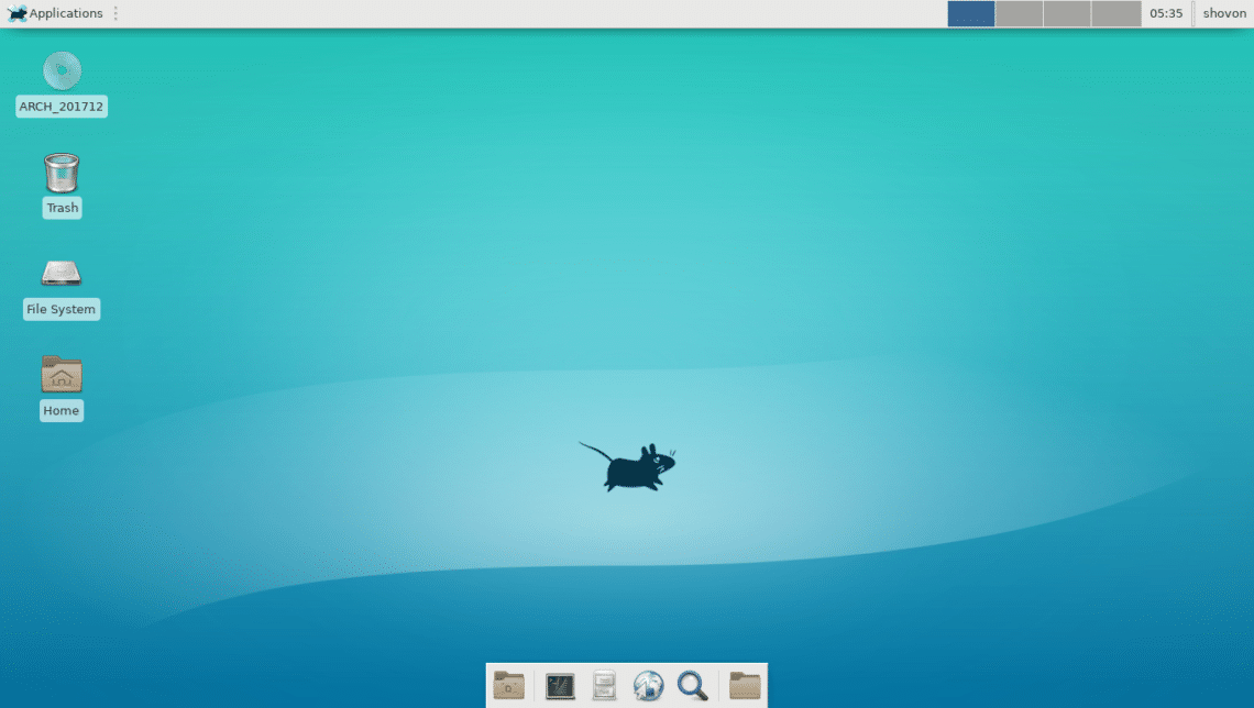 Install XFCE Desktop on Arch Linux – Linux Hint