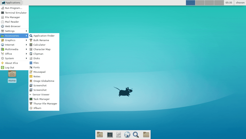 Xfce NETwork Manager Arch - Vugokyt