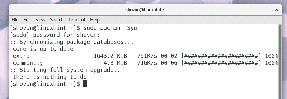 Install & Configure OpenVPN Server on Arch Linux – Linux Hint