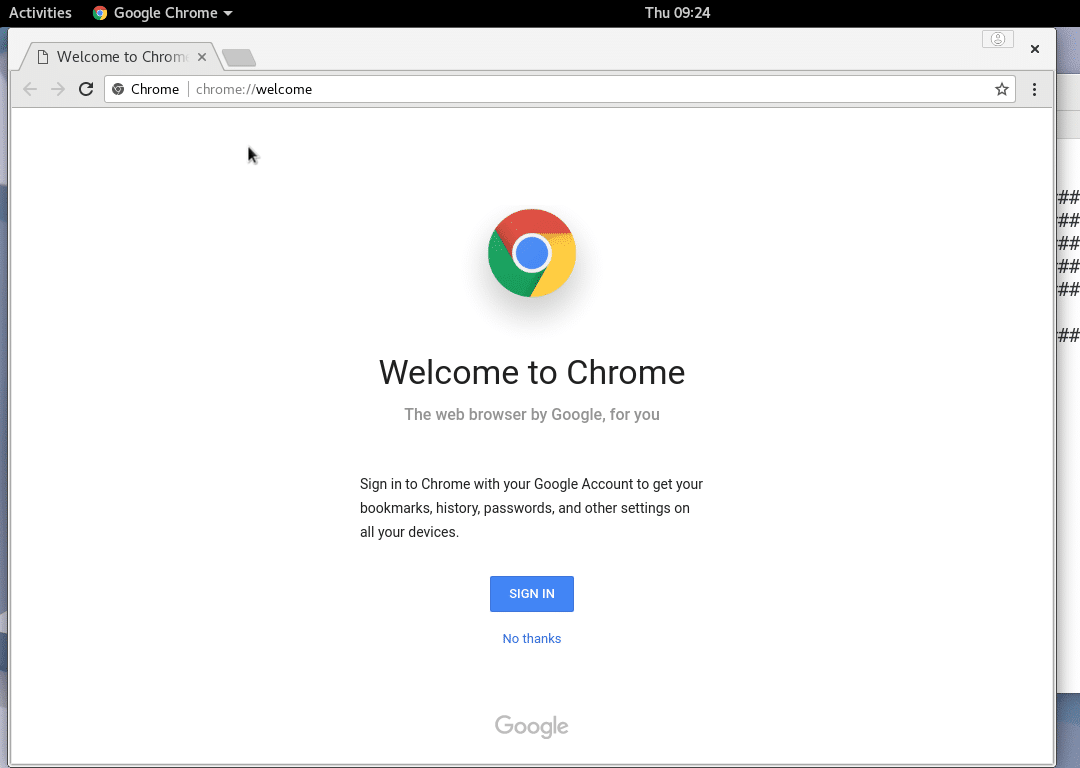 Install Google Chrome on Arch Linux – Linux Hint